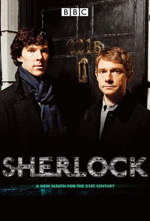 """Sherlock"" - British Movie Poster (thumbnail)"
