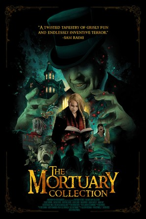 The Mortuary Collection - Movie Poster (thumbnail)