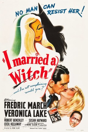 I Married a Witch - Movie Poster (thumbnail)