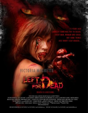 Left for Dead - Movie Poster (thumbnail)