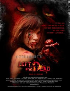 Left for Dead - Movie Poster (thumbnail)