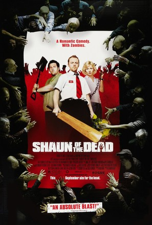 Shaun of the Dead - Movie Poster (thumbnail)