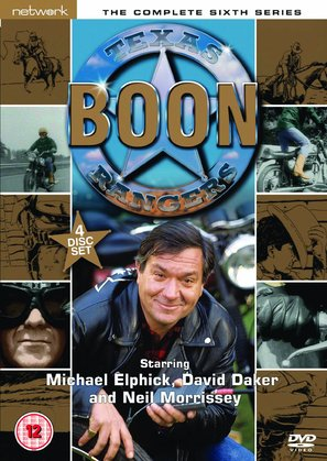 """Boon"" - British DVD cover (thumbnail)"