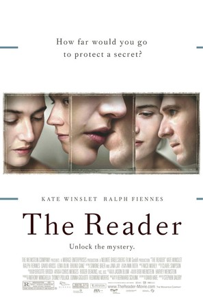 The Reader - Theatrical movie poster (thumbnail)