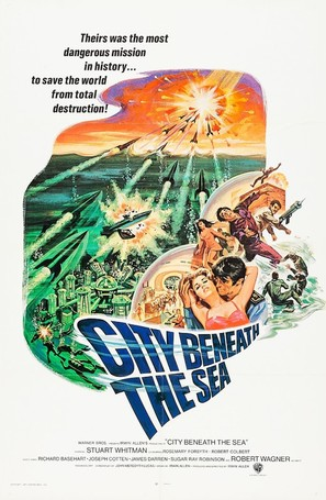 City Beneath the Sea - Movie Poster (thumbnail)