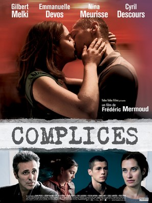 Complices - French Movie Poster (thumbnail)