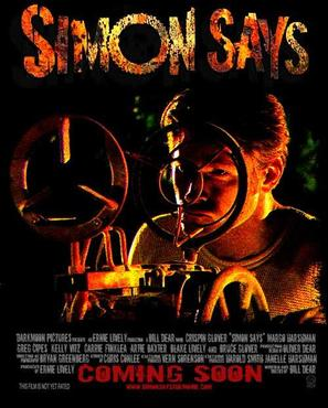 Simon Says - Movie Poster (thumbnail)