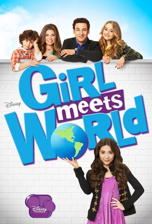 """Girl Meets World"" - Movie Poster (thumbnail)"