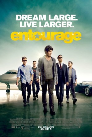 Entourage - Movie Poster (thumbnail)