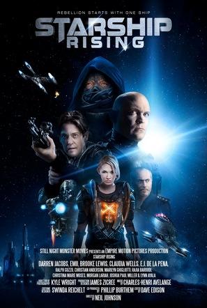Starship: Rising - Movie Poster (thumbnail)