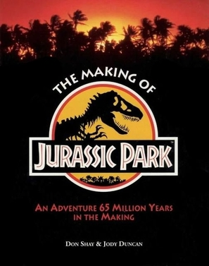 The Making of 'Jurassic Park' - DVD cover (thumbnail)