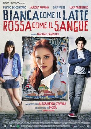 Bianca come il latte, rossa come il sangue - Italian Movie Poster (thumbnail)