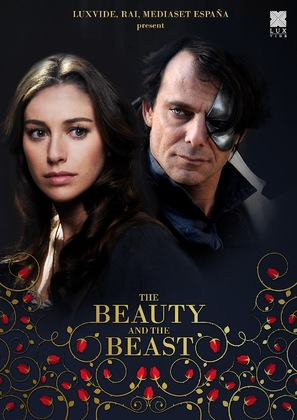 """""""Beauty and the Beast"""" - Spanish Movie Poster (thumbnail)"""