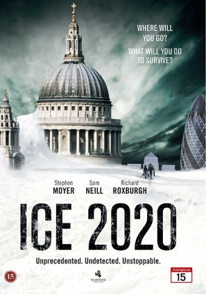 """Ice"" - Danish DVD movie cover (thumbnail)"
