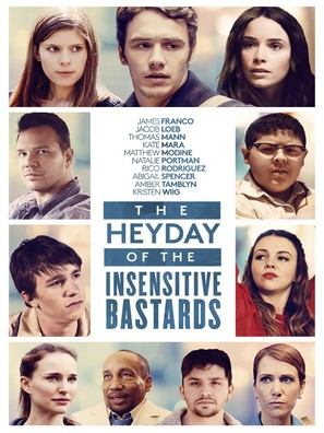 The Heyday of the Insensitive Bastards - Movie Poster (thumbnail)