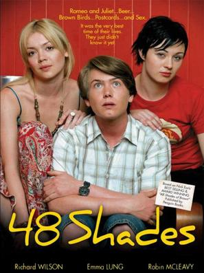 48 Shades - Australian poster (thumbnail)