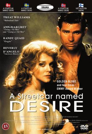 A Streetcar Named Desire - Danish DVD cover (thumbnail)