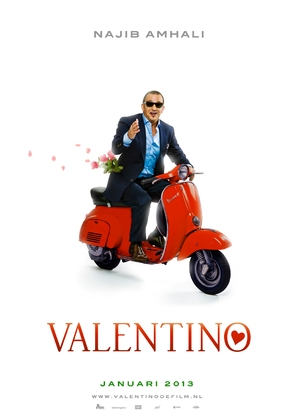 Valentino - Dutch Movie Poster (thumbnail)
