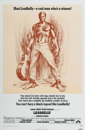 Leadbelly - Movie Poster (thumbnail)