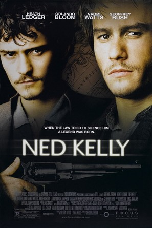 Ned Kelly - Movie Poster (thumbnail)