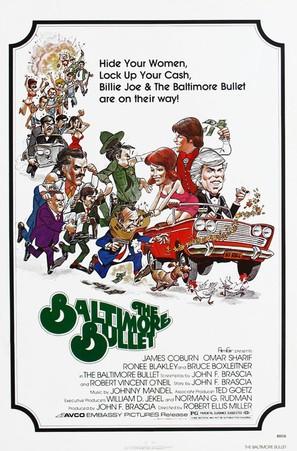 The Baltimore Bullet - Movie Poster (thumbnail)