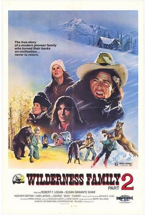 The Further Adventures of the Wilderness Family - Movie Poster (thumbnail)