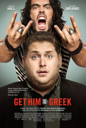 Get Him to the Greek - Movie Poster (thumbnail)