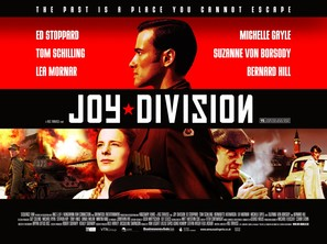 Joy Division - British Movie Poster (thumbnail)