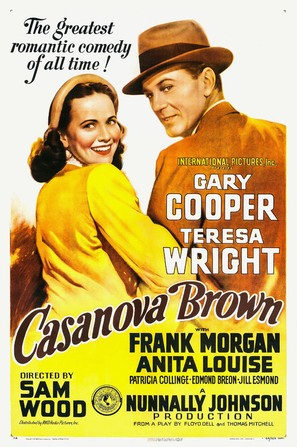 Casanova Brown - Movie Poster (thumbnail)