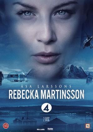 """""""Rebecka Martinsson"""" - Danish Movie Cover (thumbnail)"""