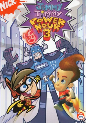 The Jimmy Timmy Power Hour 3: The Jerkinators! - Movie Cover (thumbnail)