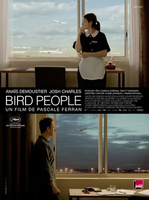 Bird People - French Movie Poster (thumbnail)