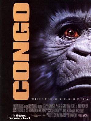 Congo - Movie Poster (thumbnail)