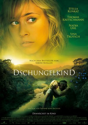Dschungelkind - German Movie Poster (thumbnail)