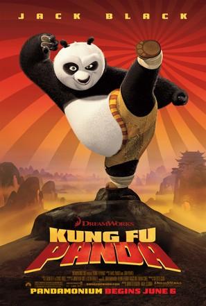 Kung Fu Panda - Movie Poster (thumbnail)