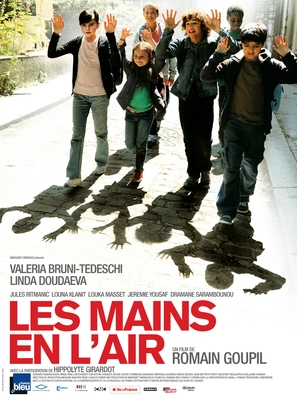 Les mains en l'air - French Movie Poster (thumbnail)