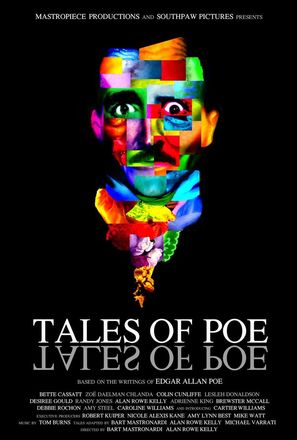 Tales of Poe - Movie Poster (thumbnail)