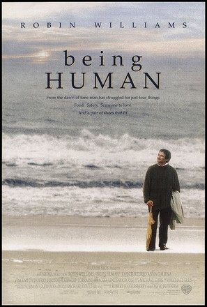 Being Human - Movie Poster (thumbnail)