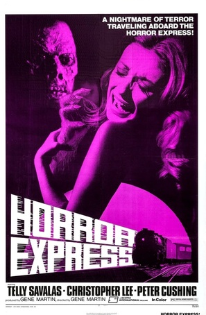 Horror Express - Movie Poster (thumbnail)