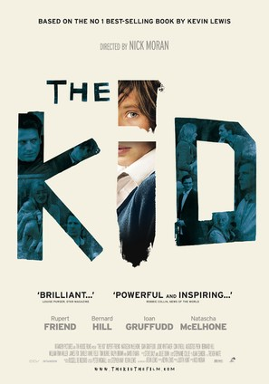 The Kid - Norwegian Movie Poster (thumbnail)