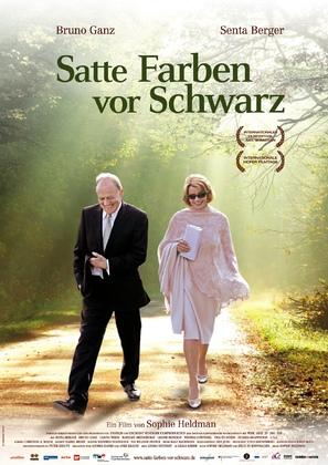 Satte Farben vor Schwarz - German Movie Poster (thumbnail)