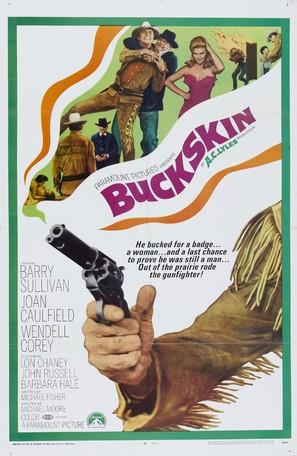 Buckskin - Movie Poster (thumbnail)