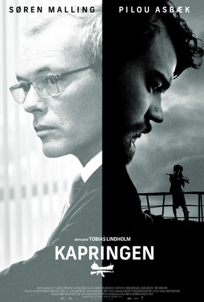 Kapringen - Danish Movie Poster (thumbnail)