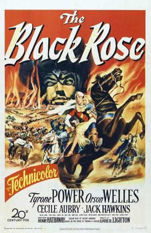The Black Rose - Movie Poster (thumbnail)
