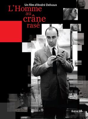 De man die zijn haar kort liet knippen - French Movie Cover (thumbnail)