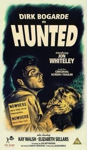 Hunted - Movie Poster (thumbnail)