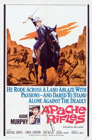 Apache Rifles - Movie Poster (thumbnail)