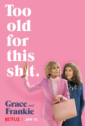 """""""Grace and Frankie"""" - Movie Poster (thumbnail)"""