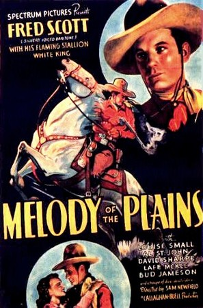 Melody of the Plains - Movie Poster (thumbnail)