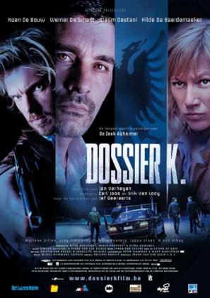 Dossier K. - Belgian Movie Poster (thumbnail)